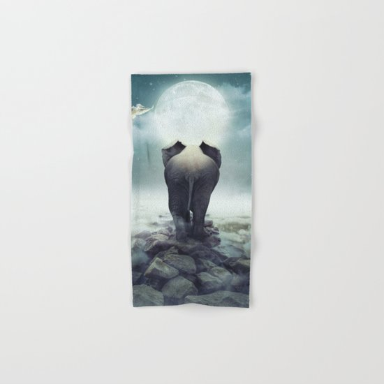 Guide You Through the Darkness Hand & Bath Towel