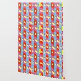 Escher-esque Wallpaper