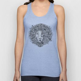 The King's Awakening Unisex Tank Top