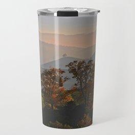 Hilly Landscape Travel Mug