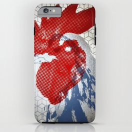 Offset iPhone Case