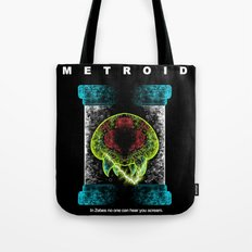 Metroid Tote Bag
