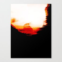 Still there Canvas Print