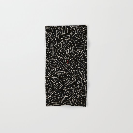 - loups - Hand & Bath Towel