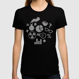 Grey Scientist T-shirt