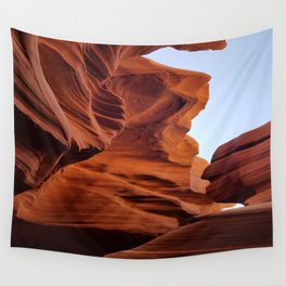 Antelope Canyon  #8 Wall Tapestry