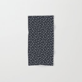 I LOVE STRENGTH (Dark Background Option) Hand & Bath Towel