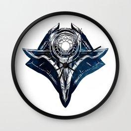 Shuriman Crest - League of Legends Wall Clock