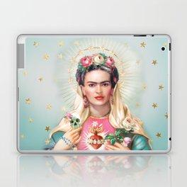 Saint Frida Kahlo Laptop & iPad Skin