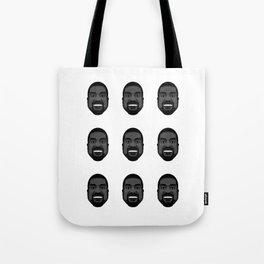 Ye Pattern Tote Bag