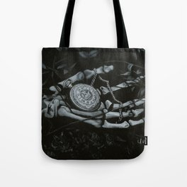 Out of Time Tote Bag