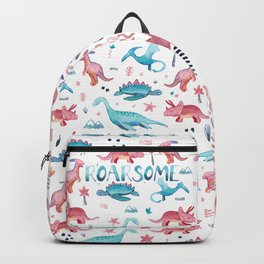 Roarsome Dino's Backpack