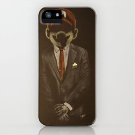 Unfinished Business iPhone Case