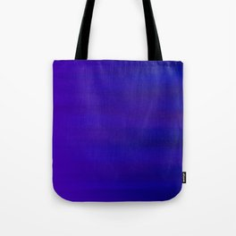 Ultra Violet to Indigo Blue Ombre Tote Bag