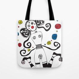 Palhacinha Tote Bag