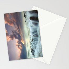 Sunrise sea sky 4 Stationery Cards