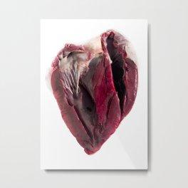 """I """"Heart"""" You Metal Print"""