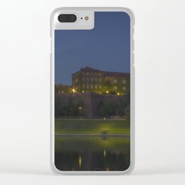 The Castle. Clear iPhone Case
