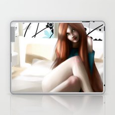 Angela´s Wait Laptop & iPad Skin