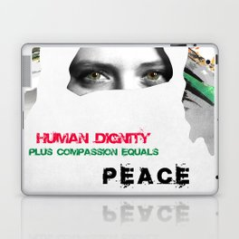 Freedom For Syria Laptop & iPad Skin