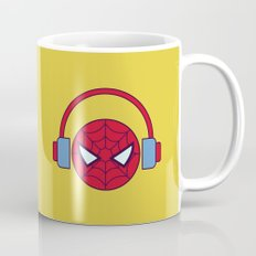 Spider-man Homecoming Minimalist Poster - Headphones Coffee Mug