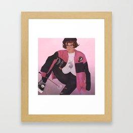 CASUAL HARRY 3 Framed Art Print