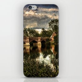 Clifton Hampden iPhone Skin