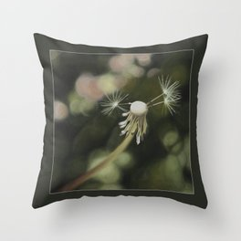 Three Wishes for You Throw Pillow