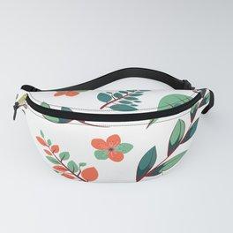 Flower Design Series 3 Fanny Pack
