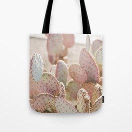 Pretty in Pink Cactus Tote Bag