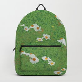 Matilija Poppies Backpack