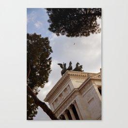 Fabulla Canvas Print