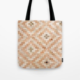 Marble decoration Tote Bag