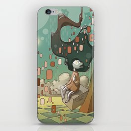 It Was Just a Dream iPhone Skin