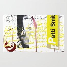 Calligraphy 4 Rug