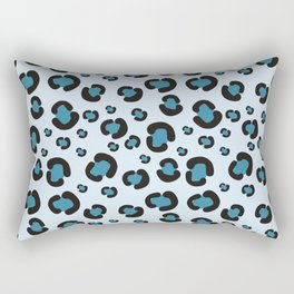 Snow bars patter Rectangular Pillow