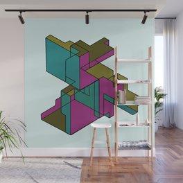 Rotation Wall Mural