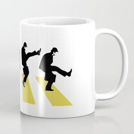 Ministry of Silly Walk Coffee Mug