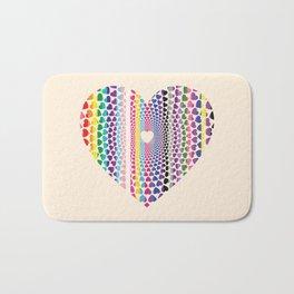 LGBTQ2 Love Bath Mat