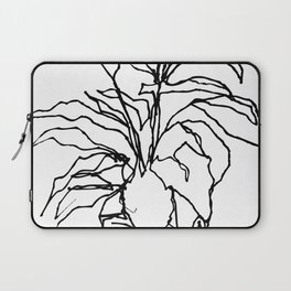 plant at the bank Laptop Sleeve
