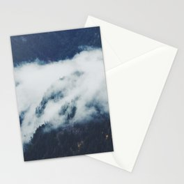 The Fog in the Trees Stationery Cards