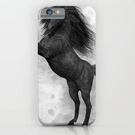 The Dark Horse iPhone Case