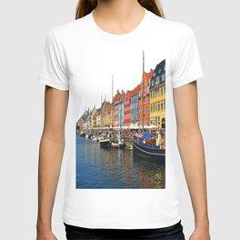"New Port ""Copenhagen"" T-shirt"
