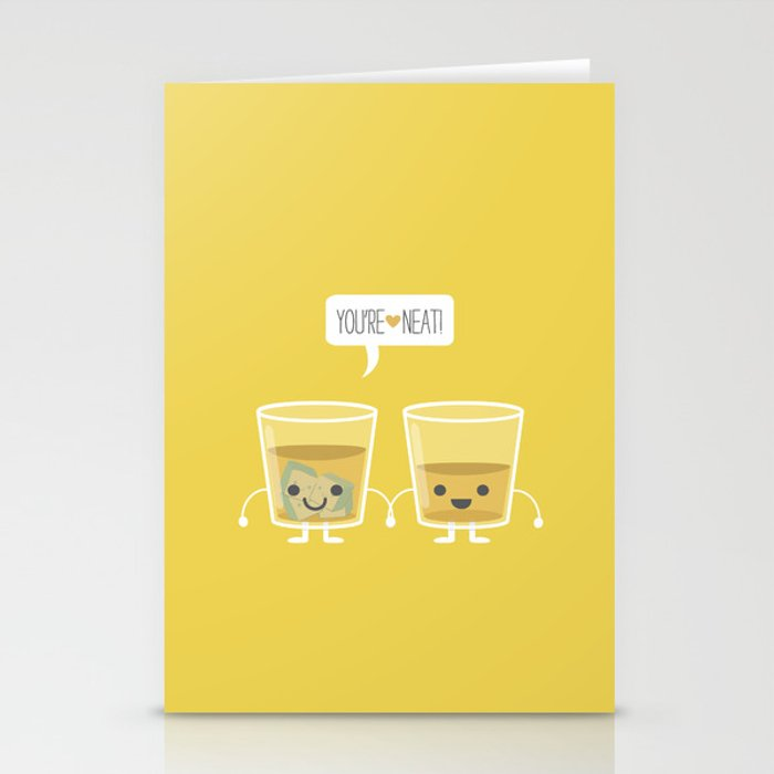 You're Neat! Stationery Cards