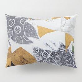 Tropical Toile Pillow Sham