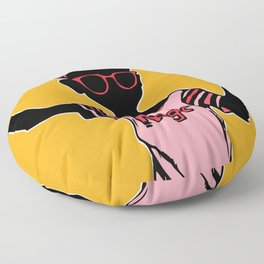 Black Girl Magic Floor Pillow