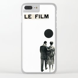 Le Film Clear iPhone Case