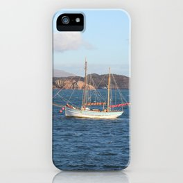 Fionnphort - Isle of Mull - Scotland iPhone Case