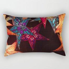 Christmas Market Rectangular Pillow