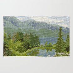 Found Tapestry Rug